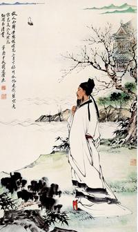 唐代诗仙李太白 - 嵕山老牛 - 嵕山老牛的博客