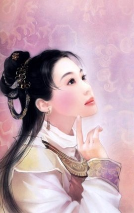 龚可爱公主简笔画漂亮