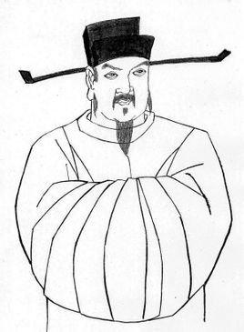 陈立农简笔画手绘