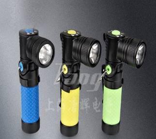 led手电筒是以led(发光二极管)为光源的一种新型手电