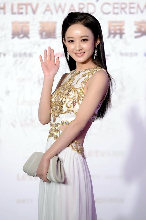 春节送福赵丽颖【萤火虫们快进来】