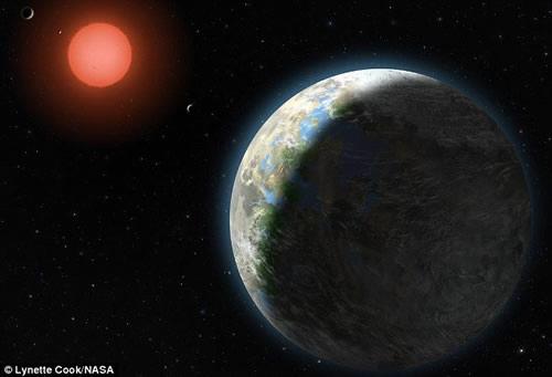 最像地球行星 ,是美国国家航空航天局(nasa)在17日
