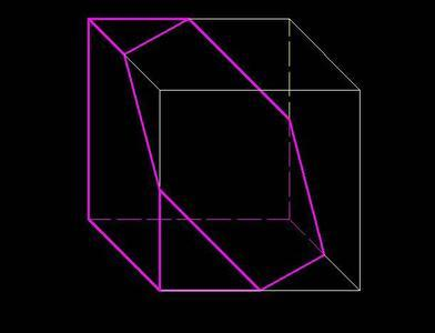 五角柱是一种多面体,是柱体的一种