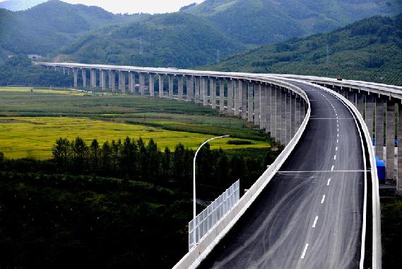 壁纸 道路 高速 高速公路 公路 桌面 569_380