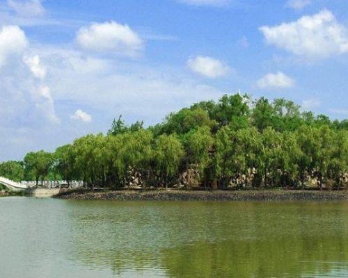 上海太阳岛旅游度假区