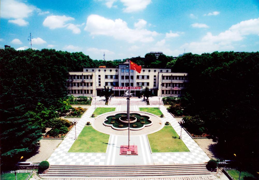 武汉理工大学 校内风景