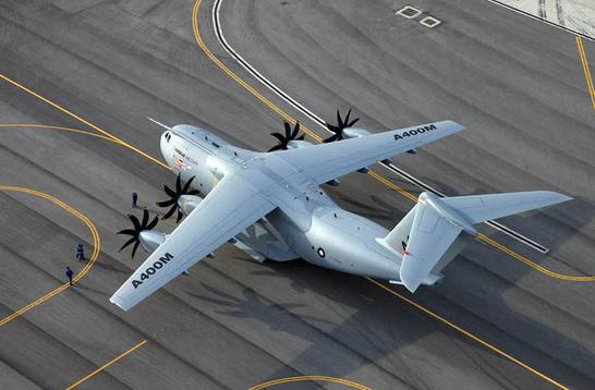 空中客车a400m军用运输机