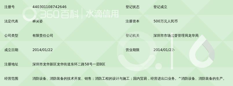 深圳市威警消防科技有限公司