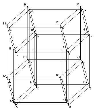 五维空间结构图