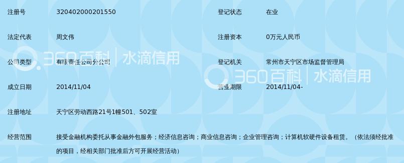 深圳前海达飞金融服务有限公司常州分公司_3