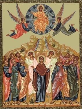 耶稣升天节_360百科