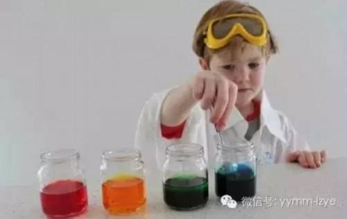 简易科学小实验