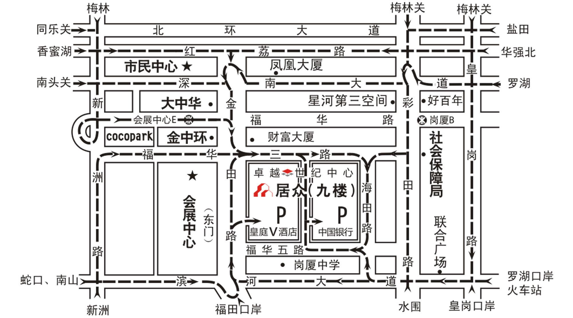 装饰系统电路图
