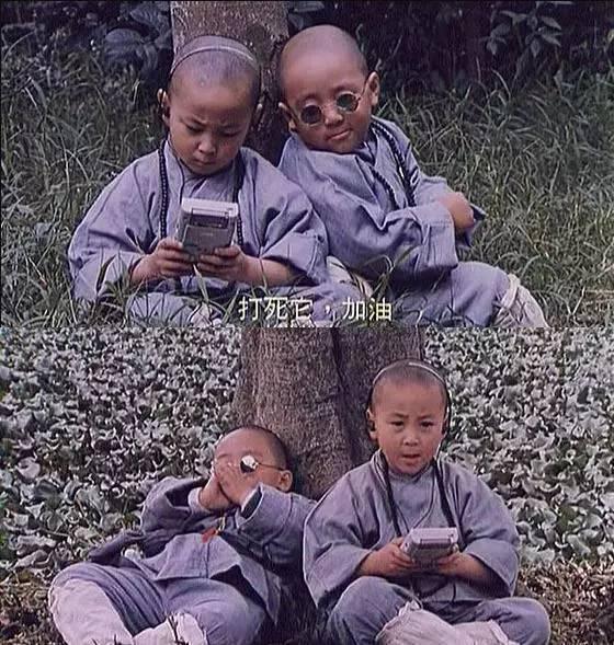 释小龙郝邵文曾经萌过的童年cp如今回看依旧甜